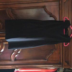 Black Lands  End Ponte dress 8 Tall